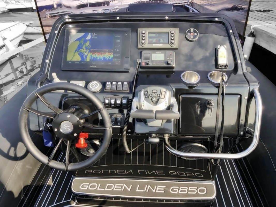 Grand Golden Line 850
