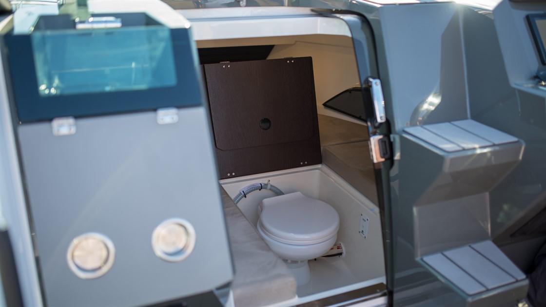 Nordkapp Noblesse 660 toalett