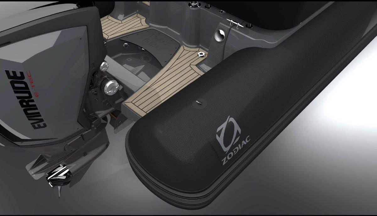 Zodiac N-ZO 680 black custom-5