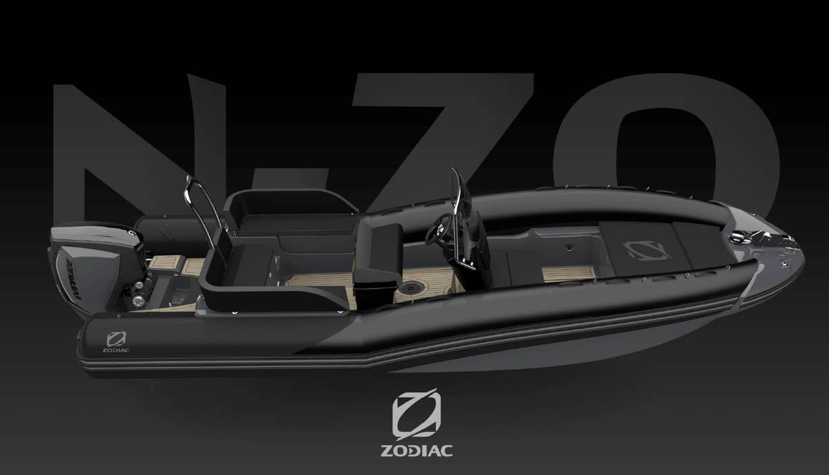 Zodiac N-ZO 680 black custom
