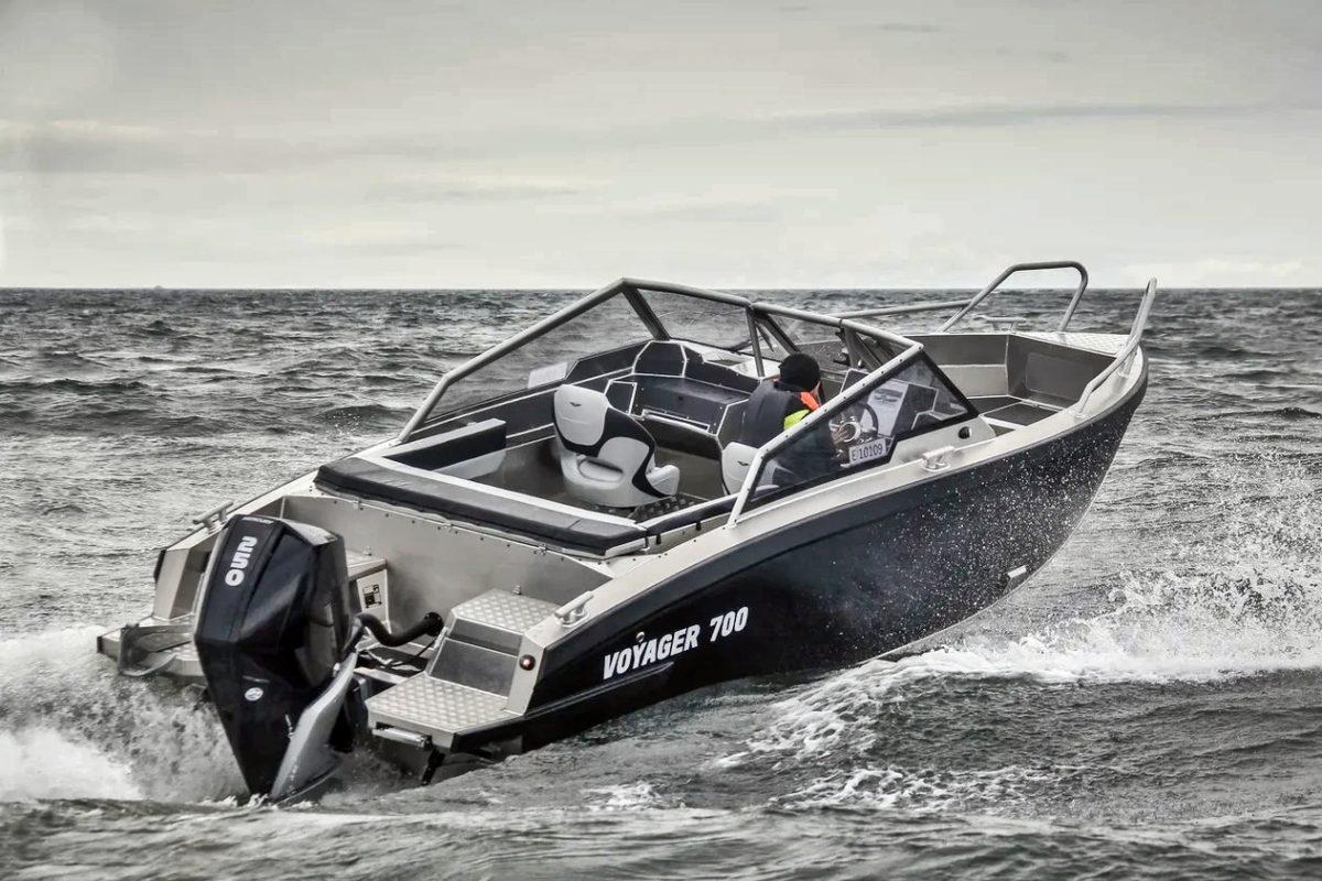 V-Boats 700 Open Bak