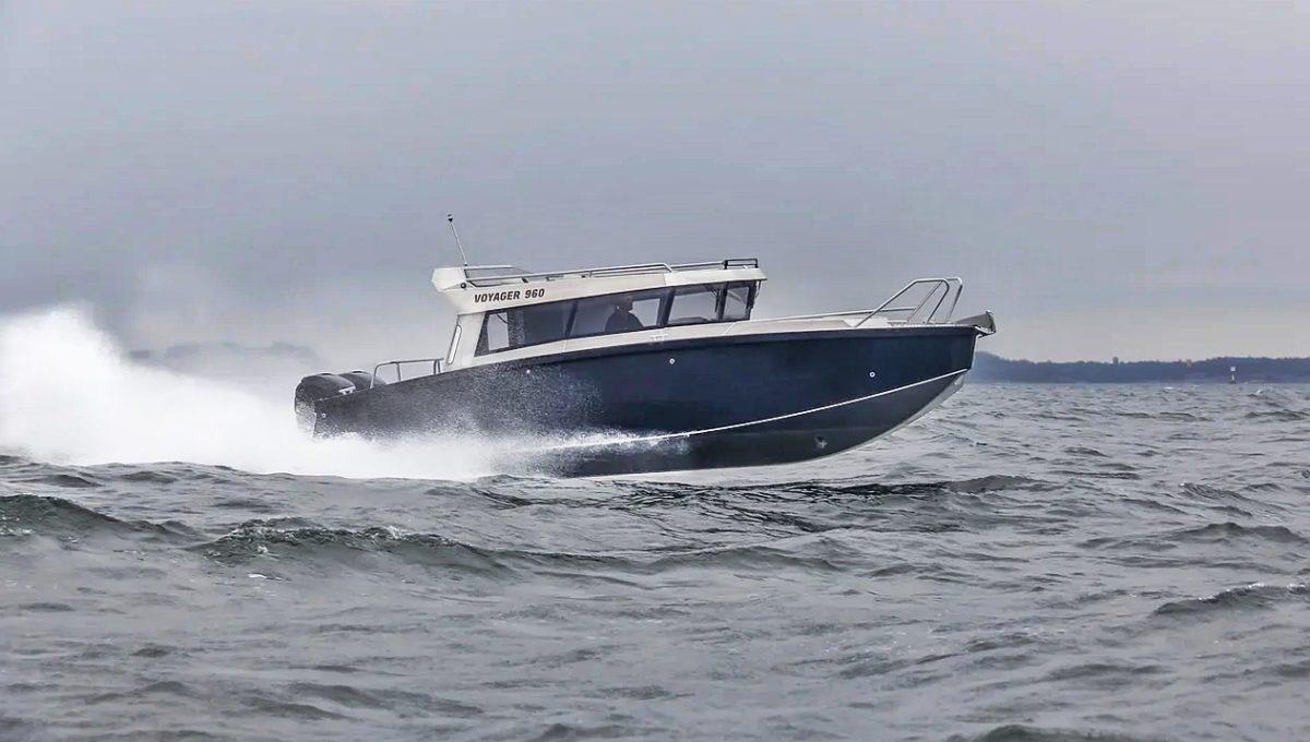 V-Boats Voyager 960 Cabin