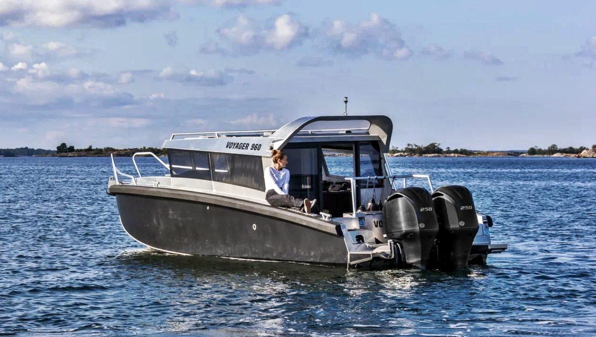 V-Boats Voyager 960 akter