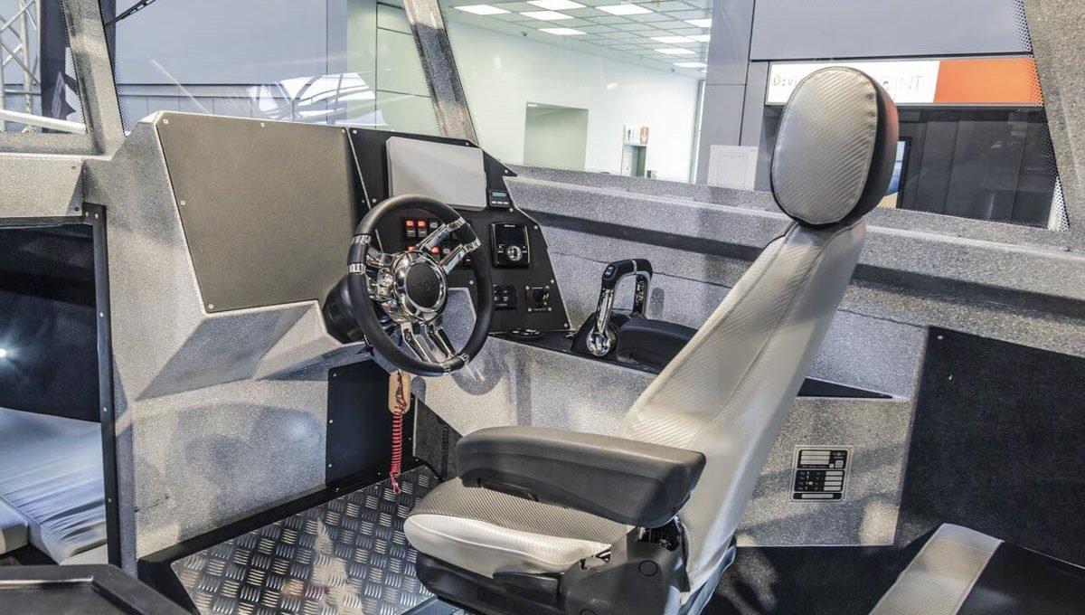 Voyager 960 Cabin førerplass