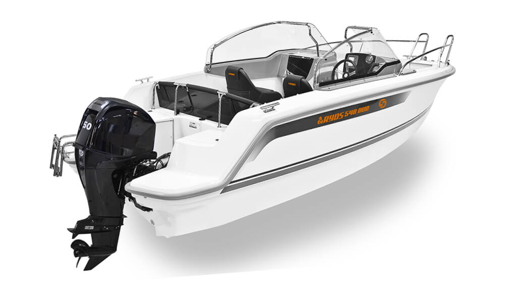 Ryds 548 Duo S-Line