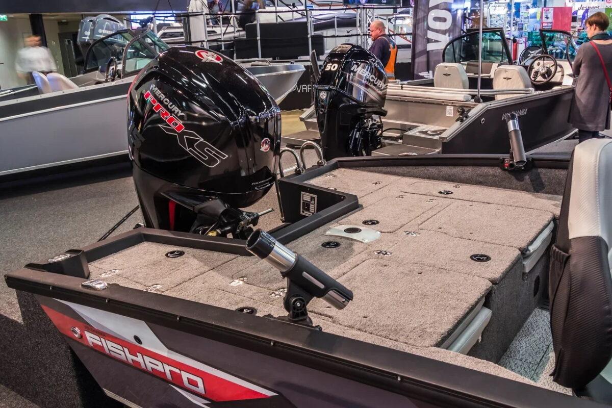 FishPro X5 115HK Mercury ProXS