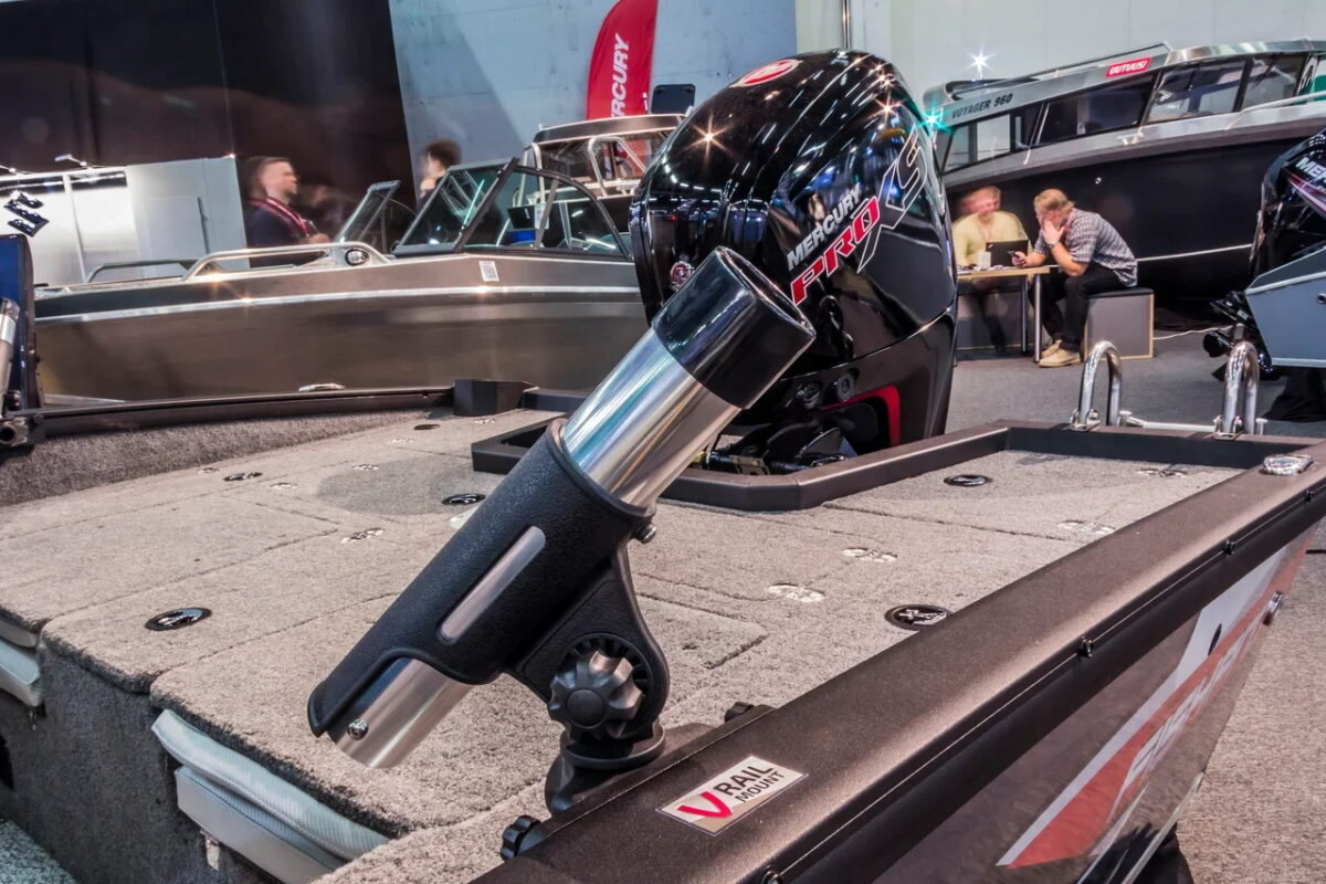 FishPro X5 Stangholder Mercury ProXS
