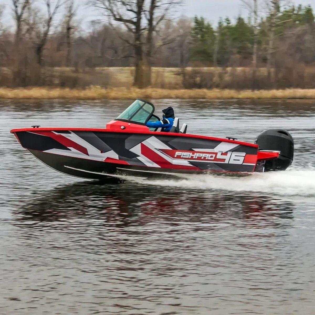 FishPro X3 i fart