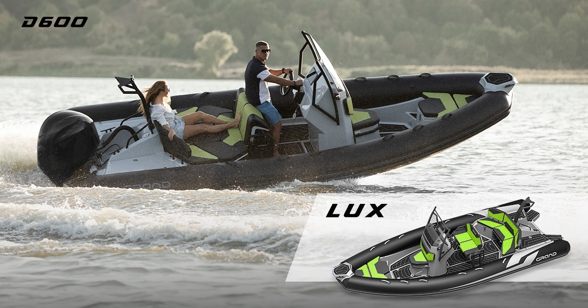 Grand D600 Lux Solseng