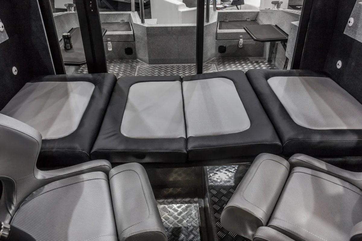 VBOATS Voyager 700 COB soveplass