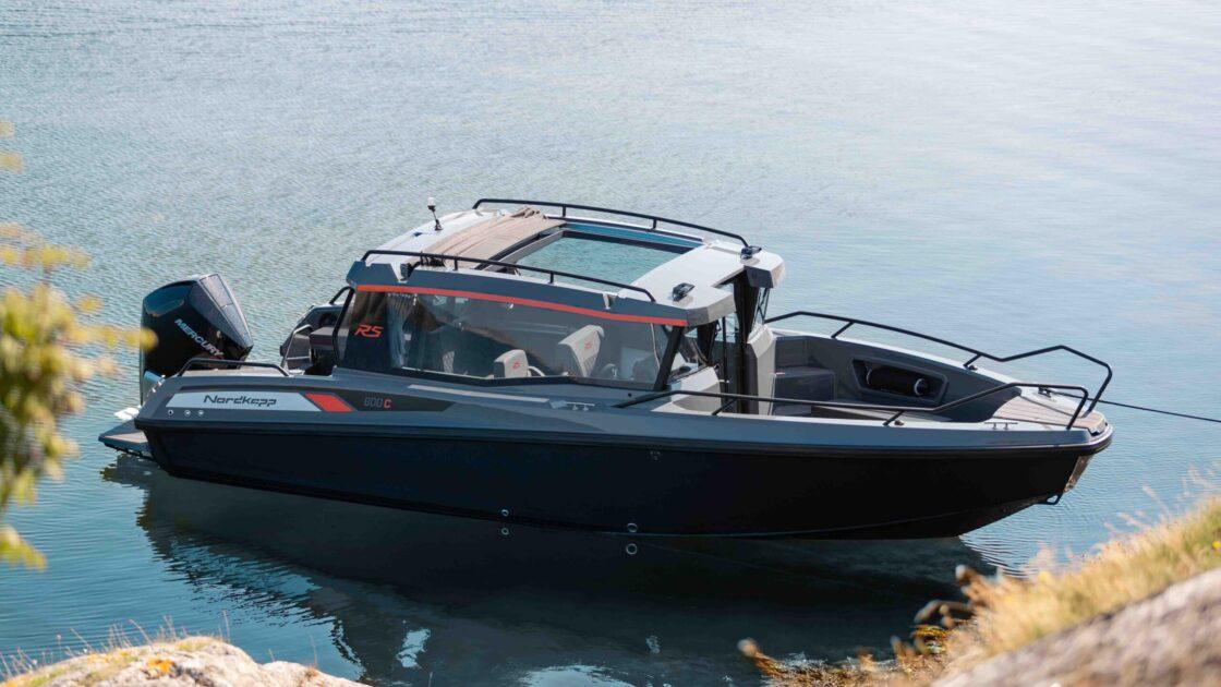 Nordkapp RS 800 C Soltak