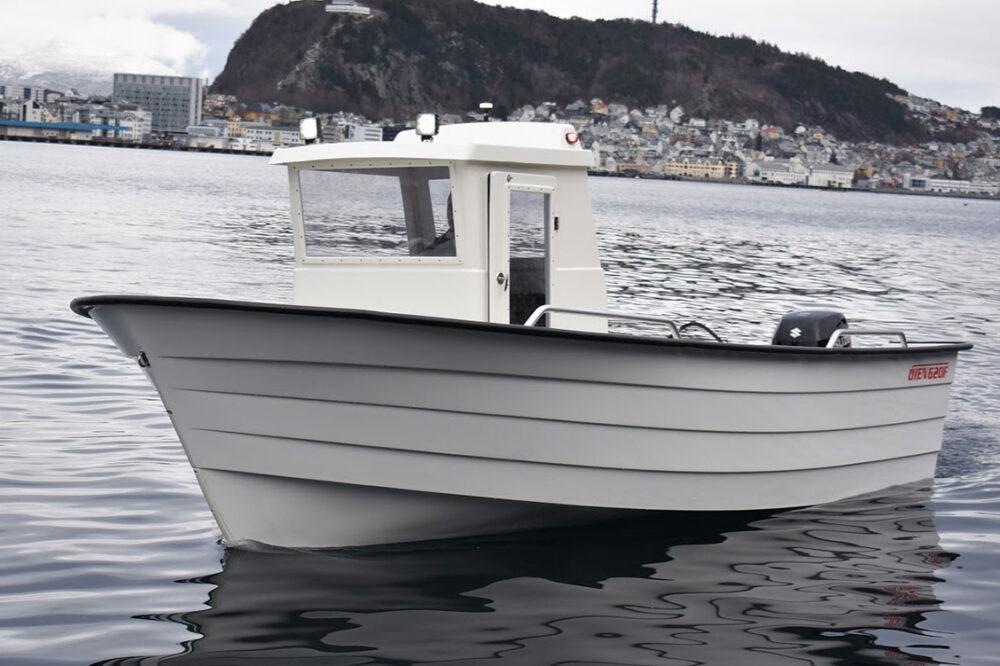 Øien 620F Baug Stokken Båt